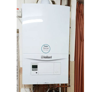 Boiler installation in Watford