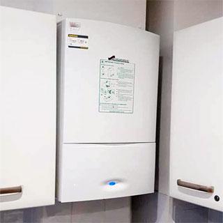 Boiler installation in Harrow