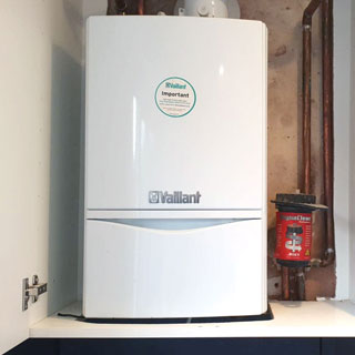 Boiler installation in Edgware