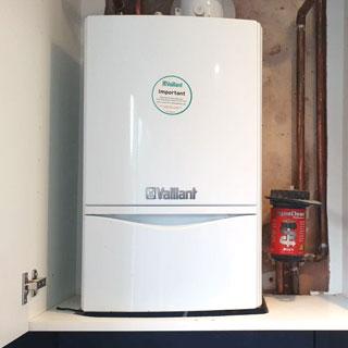 Boiler installation in Edgware