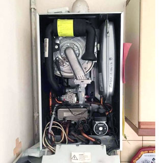 Boiler installation in Watford