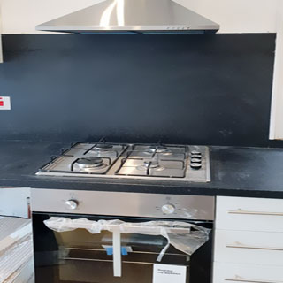 Cooker installation in Watford