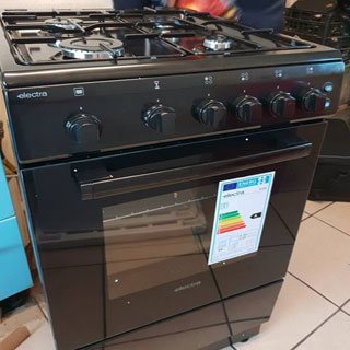 Cooker installation in ha1