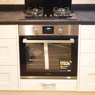 Cooker installation in Edgware